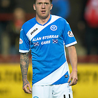 St Johnstone FC… Season 2016-17<br />Danny Swanson<br />Picture by Graeme Hart.<br />Copyright Perthshire Picture Agency<br />Tel: 01738 623350  Mobile: 07990 594431