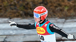 19.12.2015, Nordische Arena, Ramsau, AUT, FIS Weltcup Nordische Kombination, Langlauf, im Bild Manuel Faisst (GER) // Manuel Faisst of Germany during Cross Country Competition of FIS Nordic Combined World Cup, at the Nordic Arena in Ramsau, Austria on 2015/12/19. EXPA Pictures © 2015, PhotoCredit: EXPA/ JFK