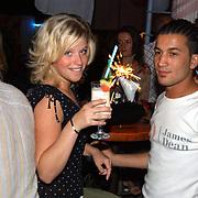 Miss Nederland 2003 reis Turkije, Vivienne de Rop