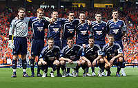 Football - Scottish FA Cup Final - Dundee United vs. Ross County<br /> <br /> <br /> Ross County team group