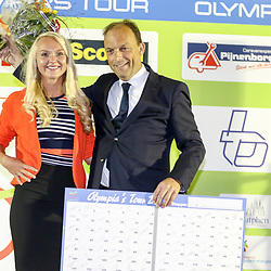 27-09-2016: Wielrennen: Olympia Tour: HardenbergHARDENBERG (NED) wielrennenNederlands oudste wielerkoers ging van start in Hardenberg met een ploegentijdrit.