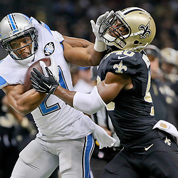 12-21-2015 Detroit Lions at New Orleans Saints