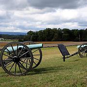 Monument to First North Carolina Artillery, Longstreet's Corp. Gettysburg