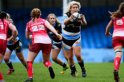 - Mandatory by-line: Ryan Hiscott/JMP - 07/03/2020 - SPORT- Sandy Park - Exeter, United Kingdom - Exeter Chiefs Women v Army Women