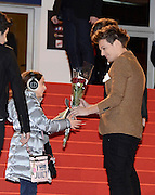 26.JANUARY.2013. CANNES<br /> <br /> LOUIS TOMLINSON OF ONE DIRECTION ATTENDS THE 2013 NRJ MUSIC AWARDS CEREMONY HELD AT THE PALAIS DES FESTIVALS IN CANNES, FRANCE.    <br /> <br /> BYLINE: EDBIMAGEARCHIVE.CO.UK<br /> <br /> *THIS IMAGE IS STRICTLY FOR UK NEWSPAPERS AND MAGAZINES ONLY*<br /> *FOR WORLD WIDE SALES AND WEB USE PLEASE CONTACT EDBIMAGEARCHIVE - 0208 954 5968*