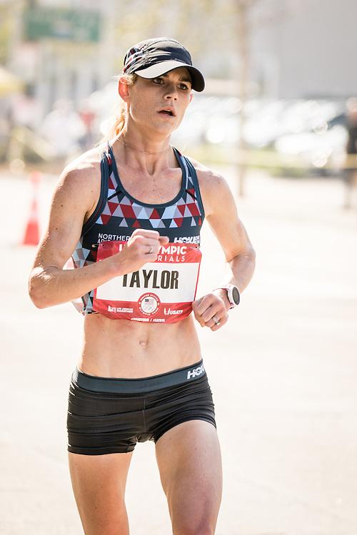 USA Olympic Team Trials Marathon 2016, Kellyn Taylor, Hoka One One