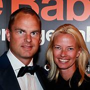 NLD/Noordwijk/20110625 - Orange Babies Gala 2011, Frank de Boer en partner Helen van Haren