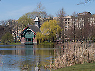 The Dana Nature Center at The Harlem Meer in Central Park
