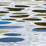 Spotted Lake, Osoyoos BC