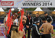 Glasgow 7s 2014 Cup Final New Zealand v Canada