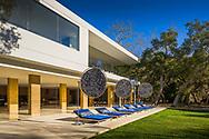 The Glass Pavilion by Steve Hermann.