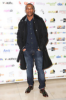 Ashley Walters, Screen Nation Film & Television Awards, Park Plaza Riverbank Hotel, London UK, 23 February 2014, Photo by Vickie Flores.