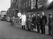 1956 - 01/10 Traffic Wardens for Dublin Schools