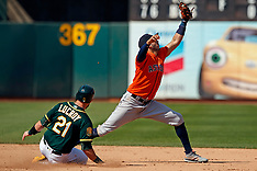 20180819 - Houston Astros at Oakland Athletics
