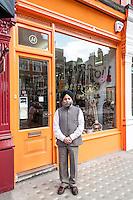Mr Harjit Singh Shah, director of JAS Musicals Ltd, 14 Chiltern Street.