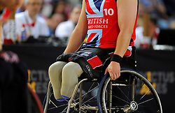 - Photo mandatory by-line: Joe Meredith/JMP - Mobile: 07966 386802 - 13/09/14 - SPORT - FOOTBALL - London - Copper Box Arena - Invictus Games Day 3