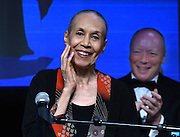 Mara Lavitt -- June 22, 2015<br /> The Connecticut Critics Circle 25th Annual Awards Ceremony at the Iseman Theater, Yale University, New Haven. Carmen de Lavallade.