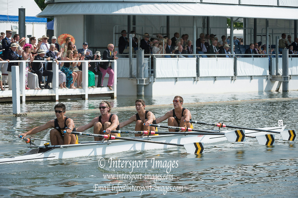 Henley Royal Regatta, Henley on Thames, Oxfordshire, 3-7 July 2013.  Friday  15:57:41   05/07/2013  [Mandatory Credit/Intersport Images]<br /> <br /> Rowing, Henley Reach, Henley Royal Regatta.<br /> <br /> The Fawley Challenge Cup<br /> Tigre Boat Club, Argentina