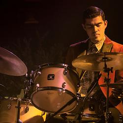 Miranda de Ebro a 18 de Noviembre del 2016,concierto ofrecido por Daniel Garc&iacute;a Trio durante la celebraci&oacute;n del IX Jazztival en la Fabrica de tornillos.<br /> Daniel Garc&iacute;a Piano,Munir Hossn Bass,Michael Olivera Drums.