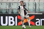 Juventus's Italian midfielder Federico Bernardeschi during the Serie A match at Allianz Stadium, Turin. Picture date: 26th June 2020. Picture credit should read: Jonathan Moscrop/Sportimage