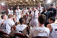 OC Basketball vs Hillsdale Baptist - 11/1/2010