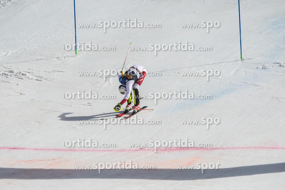 ZENHAEUSERN Ramon of Switzerland during the Audi FIS Alpine Ski World Cup Men's Slalom 58th Vitranc Cup 2019 on March 10, 2019 in Podkoren, Kranjska Gora, Slovenia. Photo by Peter Podobnik / Sportida