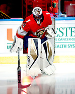Florida Panthers Vs. Tampa Bay Lightning 2017