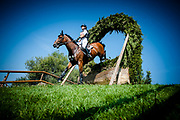 Julia KRAJEWSKI (GER) riding Samourai du Thot during the World Equestrian Festival, CHIO of Aachen 2018, on July 13th to 22th, 2018 at Aachen - Aix la Chapelle, Germany - Photo Christophe Bricot / ProSportsImages / DPPI