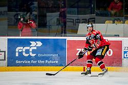 08.01.2017, Ice Rink, Znojmo, CZE, EBEL, HC Orli Znojmo vs Dornbirner Eishockey Club, 41. Runde, im Bild Andre Lakos (HC Orli Znojmo) // during the Erste Bank Icehockey League 41th round match between HC Orli Znojmo and Dornbirner Eishockey Club at the Ice Rink in Znojmo, Czech Republic on 2017/01/08. EXPA Pictures © 2017, PhotoCredit: EXPA/ Rostislav Pfeffer