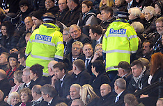 Napier-Police remove spectator adjacent to the Prime Minister at Rugby test