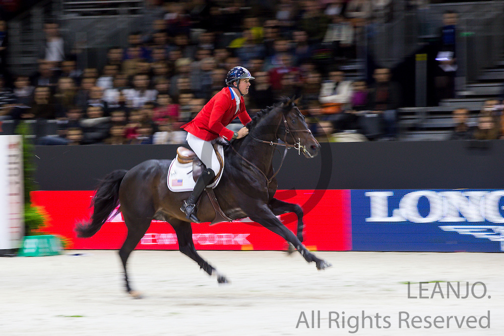 Charlie Jayne - Chill R Z<br /> FEI World Cup Final 2014<br /> &copy; DigiShots