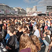 foule aux francofolies de La Rochelle
