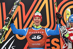 08.03.2017, Are, SWE, FIS Ski Alpin Junioren WM, Are 2017, Herren, Abfahrt, im Bild Alexander Prast, ITA second // during men's Downhill of the FIS Junior World Ski Championships 2017. Are, Sweden on 2017/03/08. EXPA Pictures © 2017, PhotoCredit: EXPA/ Nisse<br /> <br /> *****ATTENTION - OUT of SWE*****