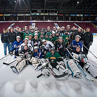 February 13 practice with KMHA Bantam Stars