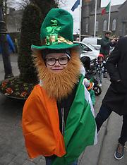 2018 St Patrick's Day Parade Castlebar