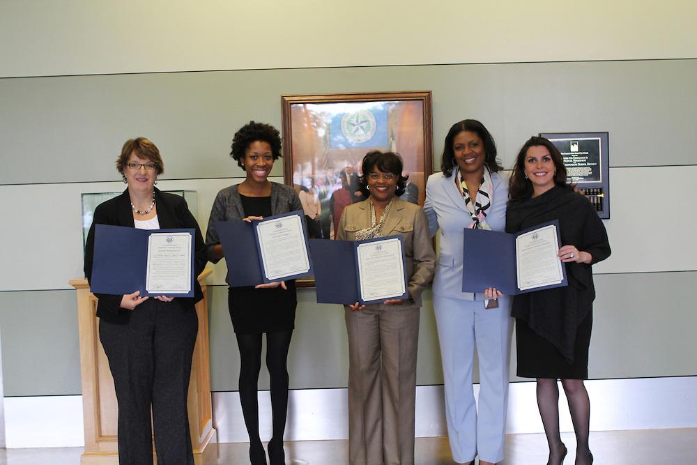 October 2012 Board of Education Meeting
