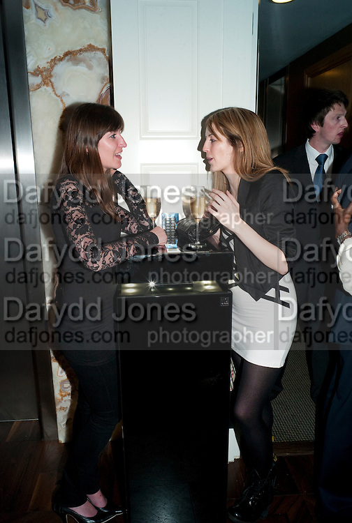 GEMMA MASSEY; ANNA POLLITT, The after-party after the premiere of Duncan Ward&Otilde;s  film &Ocirc;Boogie Woogie&Otilde; ( based on the book by Danny Moynihan). Westbury Hotel. Conduit St. London.  13 April 2010 *** Local Caption *** -DO NOT ARCHIVE-&copy; Copyright Photograph by Dafydd Jones. 248 Clapham Rd. London SW9 0PZ. Tel 0207 820 0771. www.dafjones.com.<br /> GEMMA MASSEY; ANNA POLLITT, The after-party after the premiere of Duncan Ward&rsquo;s  film &lsquo;Boogie Woogie&rsquo; ( based on the book by Danny Moynihan). Westbury Hotel. Conduit St. London.  13 April 2010
