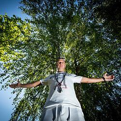 20200710: SLO, Athletics - Portrait of Rok Predanic