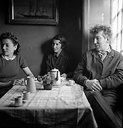 Robert Graves and friends