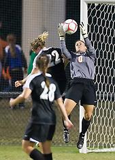 20080831 - Virginia Commonwealth at #7 Virginia (NCAA Women's Soccer)