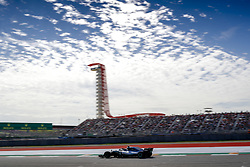 October 22, 2018 - Austin, United States - Motorsports: FIA Formula One World Championship; 2018; Grand Prix; United States, FORMULA 1 PIRELLI 2018 UNITED S GRAND PRIX , Circuit of The Americas#77 Valtteri Bottas (FIN, Mercedes AMG Petronas) (Credit Image: © Hoch Zwei via ZUMA Wire)