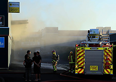 Auckland-Firefighters respond to blaze at Auto Electrical workshop, Henderson
