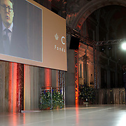 Uitreiking van de Prins Claus Prijs 2014 n het Koninklijk Paleis in Amsterdam.<br /> <br /> Presentation of the Prince Claus Award in 2014 n the Royal Palace in Amsterdam.<br /> <br /> op de foto / On the photo: Prins Constantijn tijdens de uitreiking van de Prins Claus Prijs / Prince Constantijn during the presentation of the Prince Claus Award