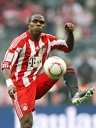 16.10.2010, Allianz Arena, Muenchen, GER, 1.FBL, FC Bayern Muenchen vs Hannover 96, im Bild Edson Braafheid (Muenchen #4)  , EXPA Pictures © 2010, PhotoCredit: EXPA/ nph/  Straubmeier+++++ ATTENTION - OUT OF GER +++++