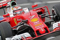 Kimi Raikkonen (FIN), Scuderia Ferrari <br /> 08.10.2016. Formula 1 World Championship, Rd 17, Japanese Grand Prix, Suzuka, Japan, Qualifying Day.<br /> Copyright: Charniaux / XPB Images / action press