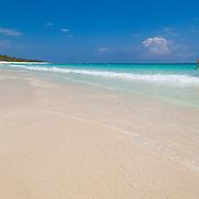Xcacel beach. Riviera Maya. Quintana Roo. Mexico.