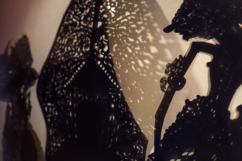 Wayang Kulit or Shadow Puppet at Tugu Hotel Bali