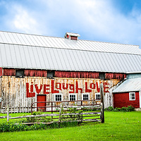Vermont Barn. All Content is Copyright of Kathie Fife Photography. Downloading, copying and using images without permission is a violation of Copyright.