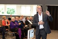 ZEIST - NGF themadag 2016.  gastspreker Ole Skarin (Zweedse Golf Federatie)   Copyright KOEN SUYK
