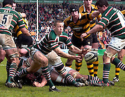 Leicester, ENGLAND, Tigers, scrum half, Scott Bemand, Guinness Premiership Rugby,  Leicester Tigers vs London Wasps © Peter Spurrier/Intersport-images.com.